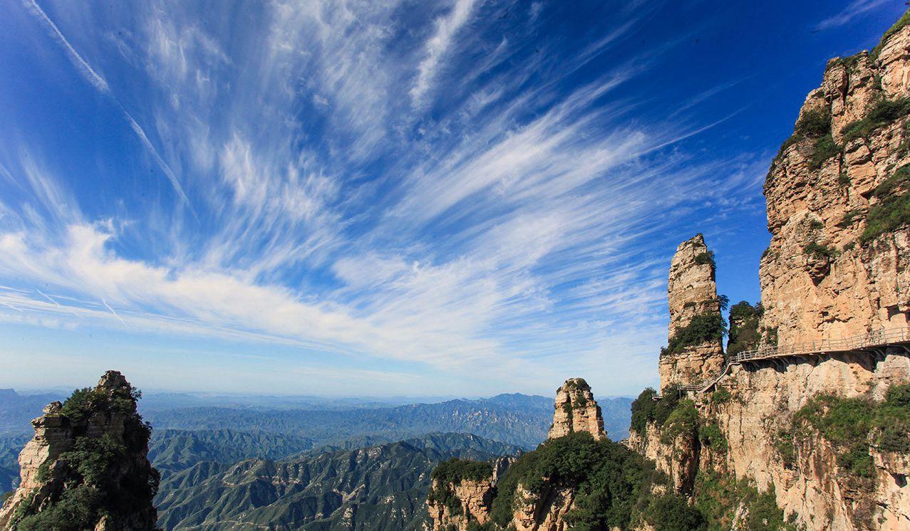 国家4a级景区白石山风景区一直是涞源旅游的主打名片,是涞源县瞄准5a